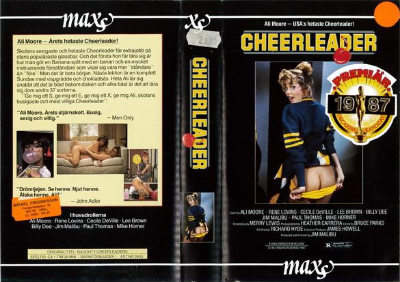 2603 CHEERLEADER (VHS)