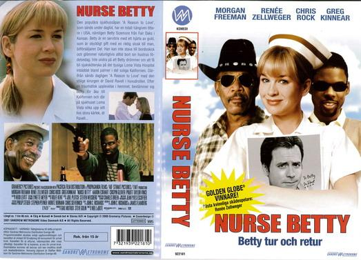 NURSE BETTY (VHS)