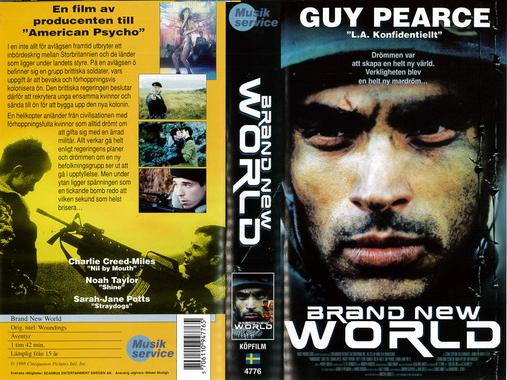 BRAND NEW WORLD (VHS)