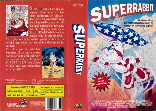 SUPERRABBIT (VHS)