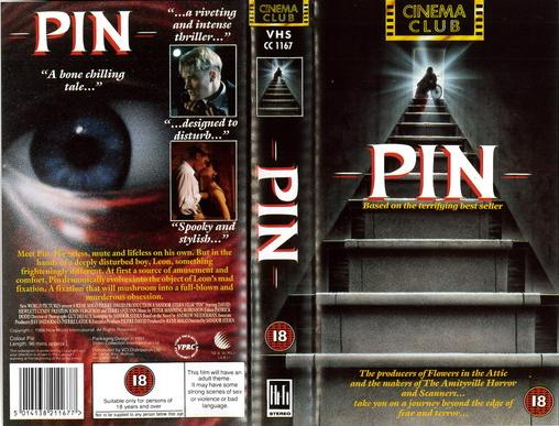 PIN (VHS) (UK IMPORT)