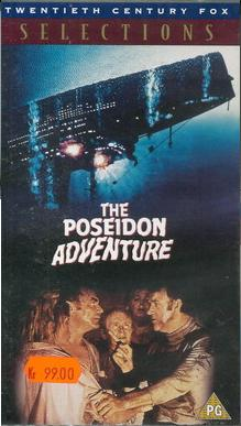 POSEIDON ADVENTURE (VHS) UK