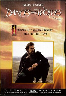 DANCES WITH WOLVES (BEG DVD)  USA