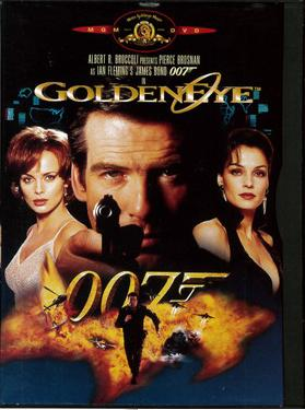 GOLDENEYE (BEG DVD) USA
