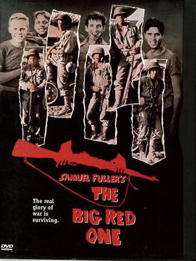 BIG RED ONE (BEG DVD) USA