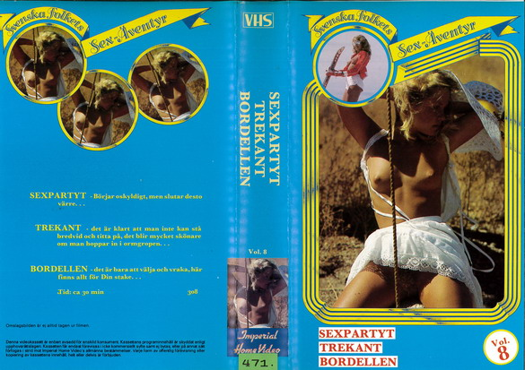 308 SEXPARTY + ....  (VHS)