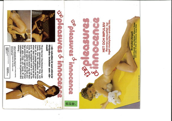 PLEASURES OF INNOCENCE (VHS)
