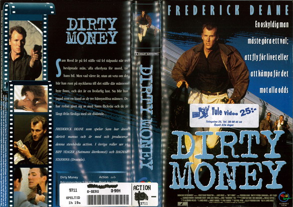 DIRTY MONEY (VHS)