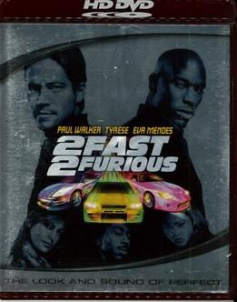 2 FAST 2 FURIOUS (HDDVD)