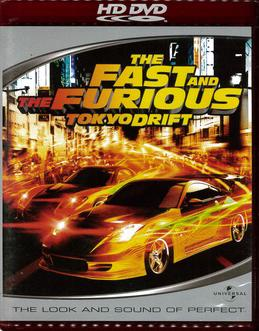 FAST AND THE FURIOUS:TOKYO DRIFT (HDDVD)