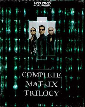 MATRIX:COMPLETE TRILOGY (HDDVD)