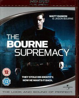 BOURNE SUPREMACY (HDDVD)