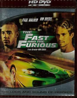 FAST AND THE FURIOUS (HDDVD)