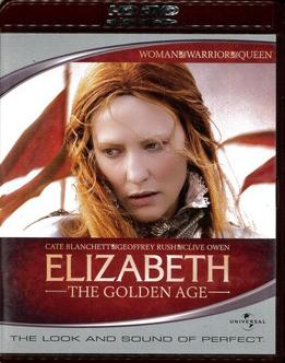 ELIZABETH:THE GOLDEN AGE (HDDVD)