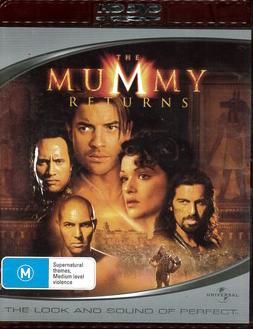 MUMMY RETURNS (HDDVD)