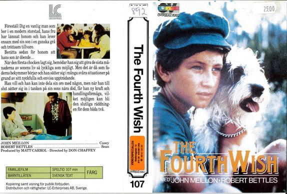 107 FOURTH WISH (VHS)