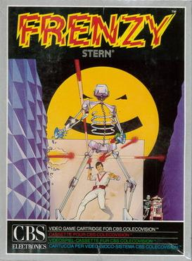 FRENZY (COLECO VISION)