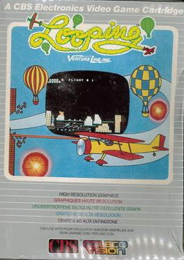 LOOPING (COLECO VISION)