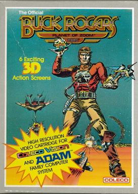 BUCK ROGERS (COLECO VISION)