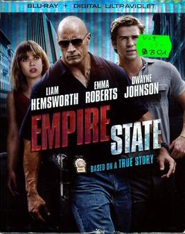 EMPIRE STATE (BLU-RAY) USA