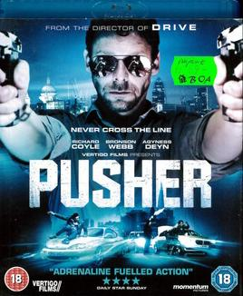 PUSHER (BLU-RAY) UK