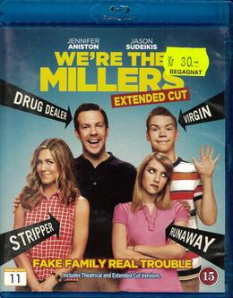 WE'RE THE MILLERS (BLU-RAY) BEG