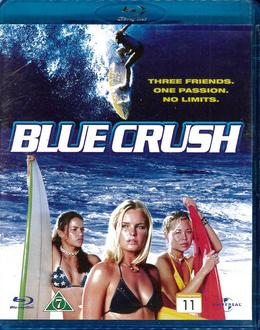 BLUE CRUSH (BLU-RAY) BEG
