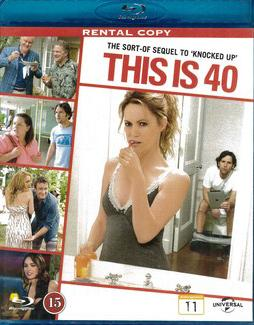 THIS IS 40 (BLU-RAY) BEG HYR
