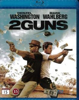 2 GUNS (BLU-RAY) BEG