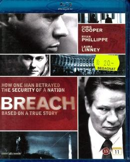 BREACH (BLU-RAY) BEG