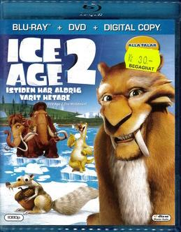 ICE AGE 2 (BLU-RAY) BEG