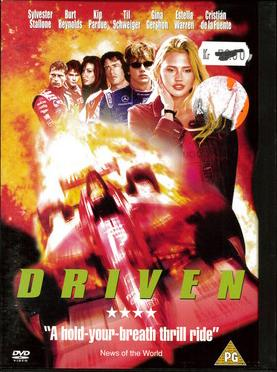 DRIVEN (DVD) BEG IMPORT