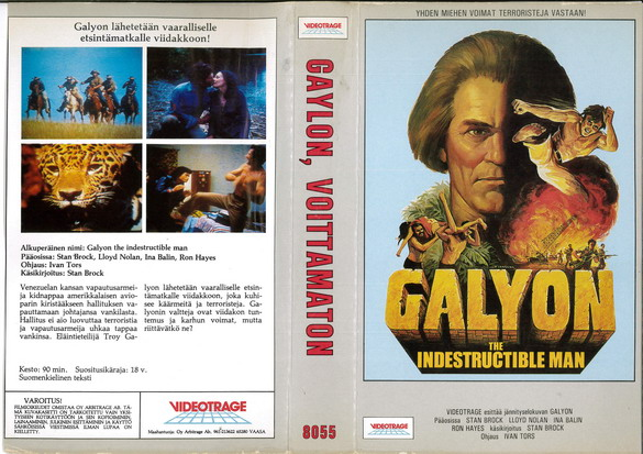 GALYON  (VHS) FIN