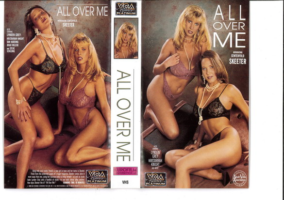 ALL OVER ME (VHS)