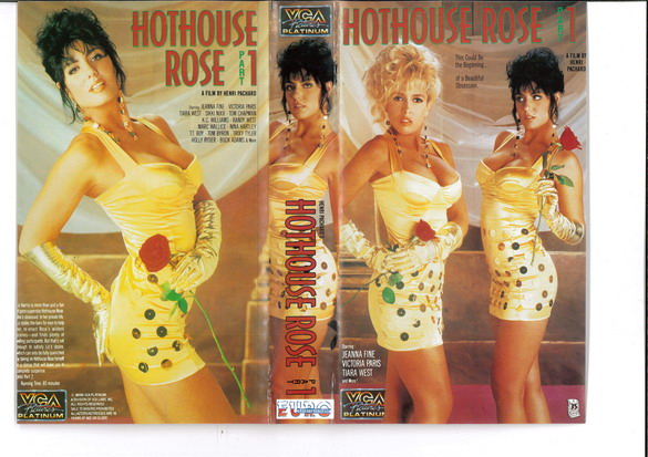 HOTHOUSE ROSE PART 1 (VHS)