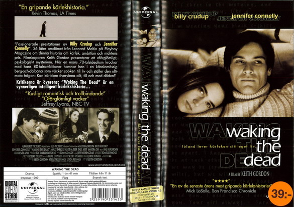 WAKING THE DEAD (VHS)