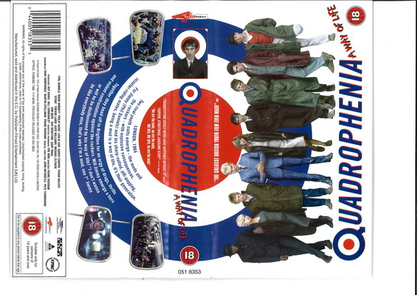 QUADROPHENIA - A WAY OF LIFE (VHS)