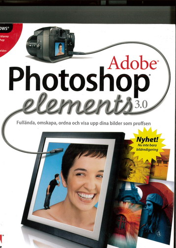 ADOBE PHOTOSHOP ELEMENTS 3,0 (PC)