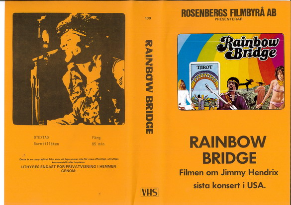 Rainbow Bridge (VHS)