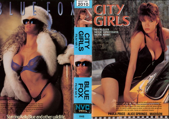 2010 CITY GIRLS (VHS)