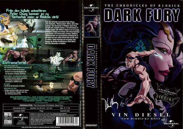 CHRONICLES OF RIDDICK - DARK FURY