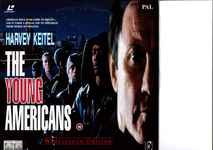 YOUNG AMERCANS  (LASERDISC)