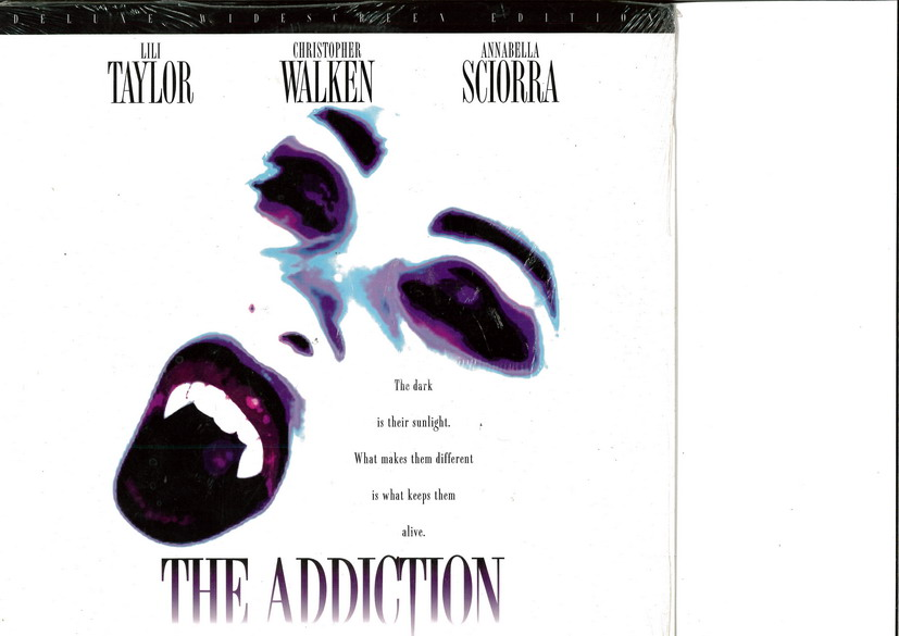 ADDICTION (LASERDISC)
