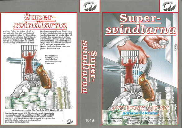SUPERSVINDLARNA
