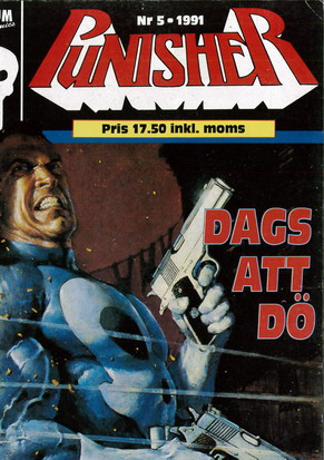PUNISHER 1991:5