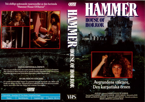HAMMER HOUSE OF HORROR : AVGRUNDENS VÄKTARE