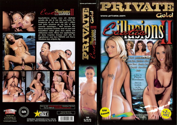 PRIVATE PICTURE GOLD 50: EROTIC ILLUSIONS 2 (VHS)