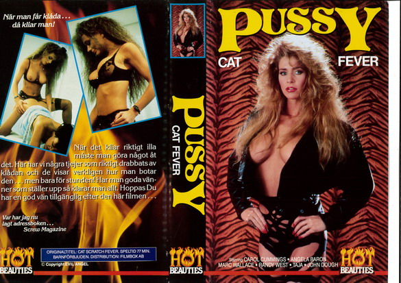 PUSSY CAT FEVER (VHS)