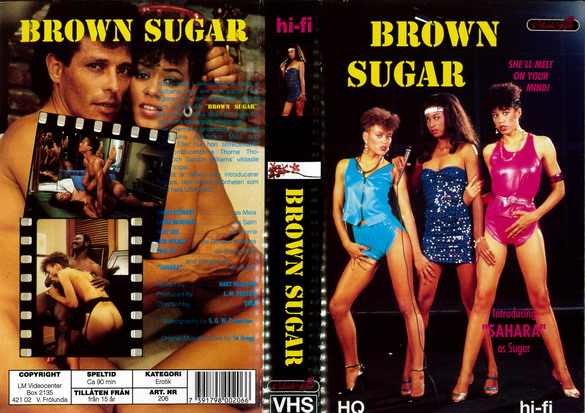 206 BROWN SUGAR  (VHS)