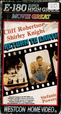 5011 RETURN TO EARTH (VHS)